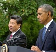 Obama & Xi