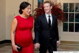 Zuckerberg & Priscilla Chan